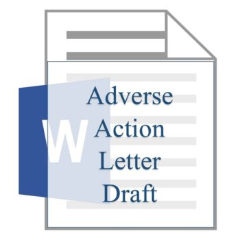 Adverse Action Letter Draft