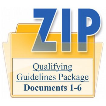 Qualifying Guidelines Package