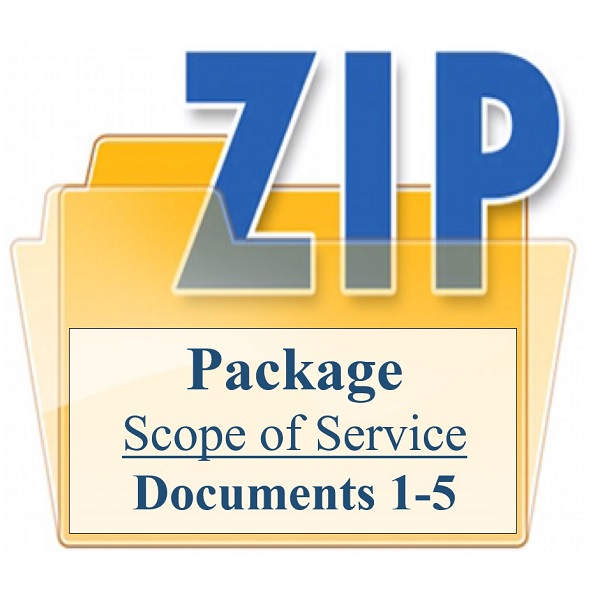 Scope opf Service Package Product