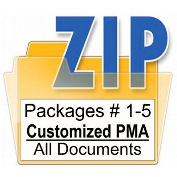 Customized PMA Package 6 Training Property Managers