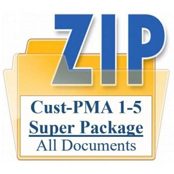 Customized Property Management Agreement Super Package