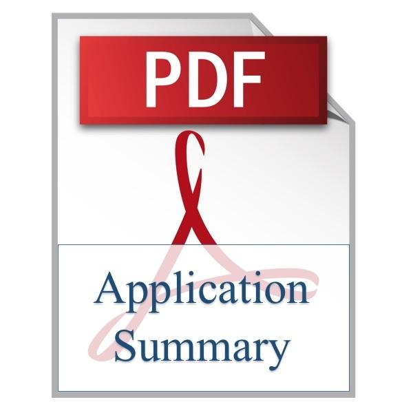 Application Summary2