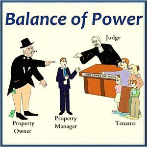 Balance of Power Logo
