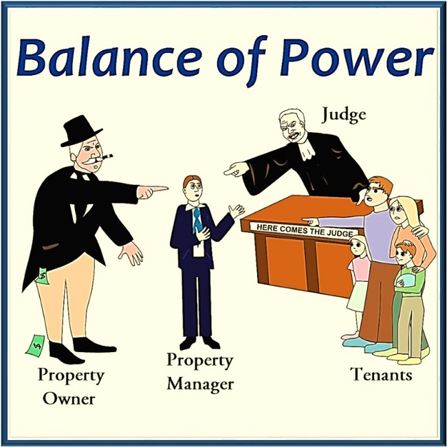 Balance of Power Logo