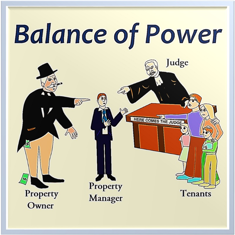 Limiting Litigation By Understanding The Balance Of Power In