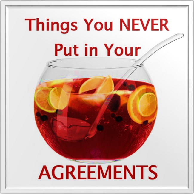 Things You Never Put in Your Agreements Training Property Managers Online Class