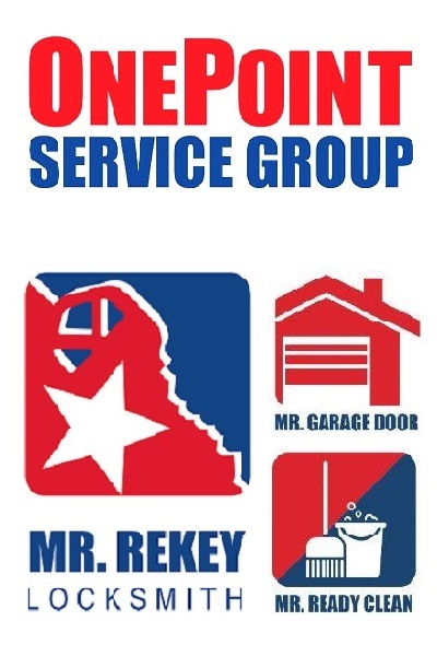 Awesome Mr Rekey CEO Ken Jennings OnePoint Service Goup Mr Garage Door Paint Clean