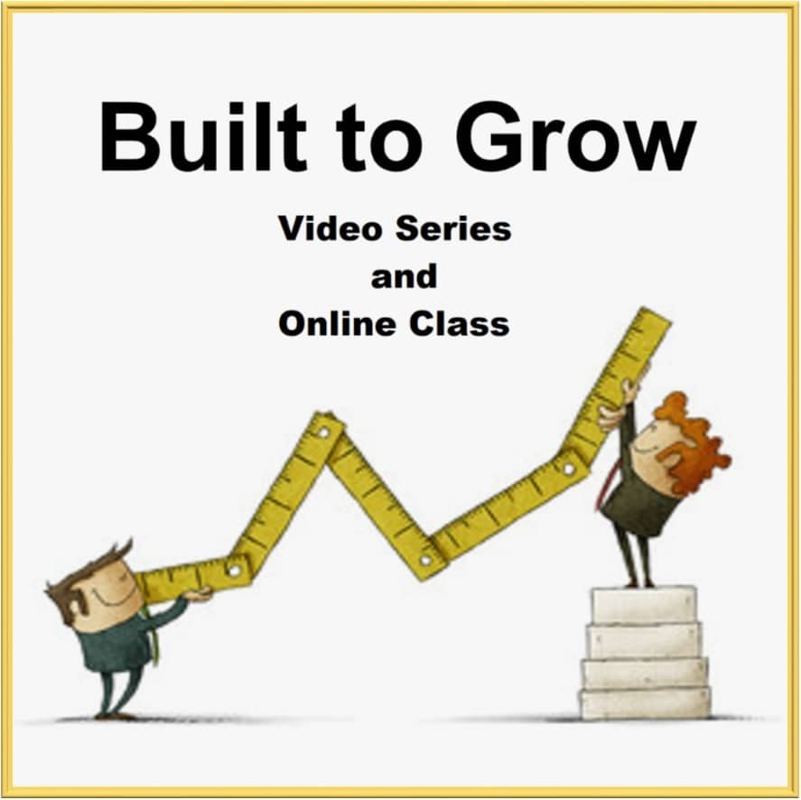 Built to Grow scale your property management company