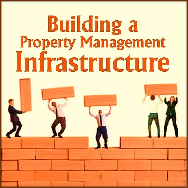 Building a Property Management Infrastructure