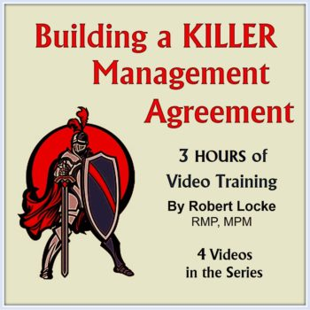 Building a Killer Management Agreement NARPM