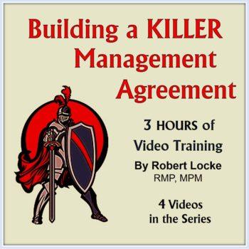 Building a Killer Management Agreement NARPM