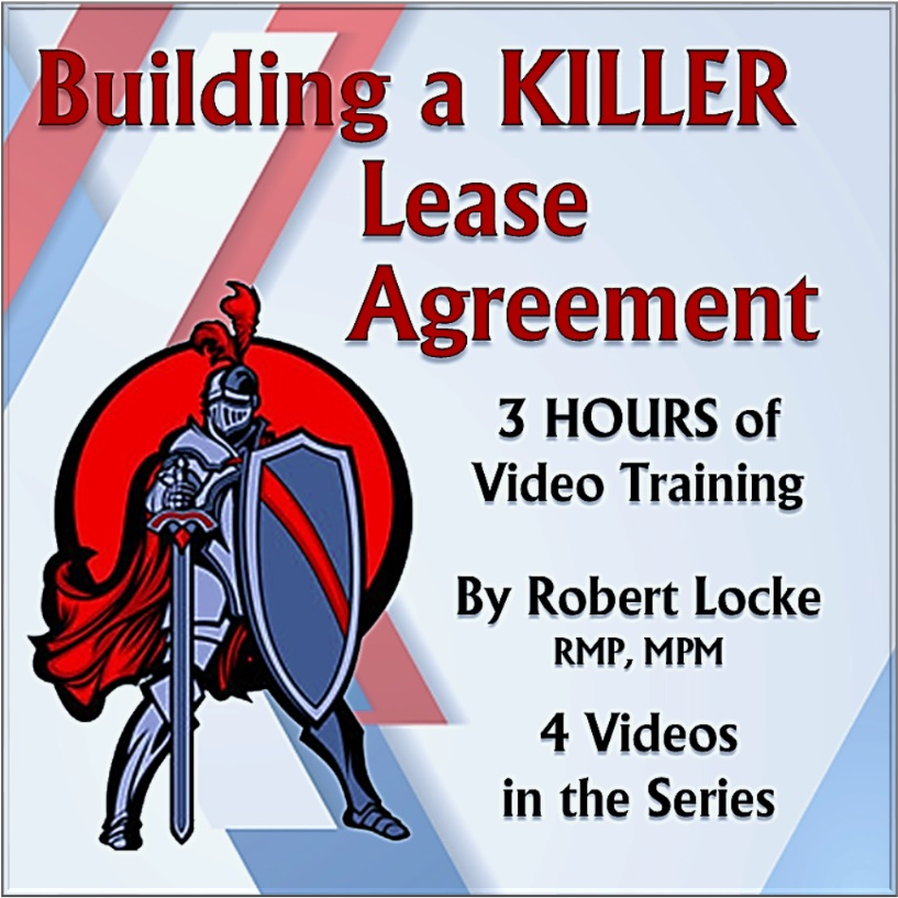Building a Killer Lease Agreement NARPM