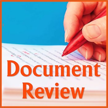 Document Review Management Agreement Training Property Managers