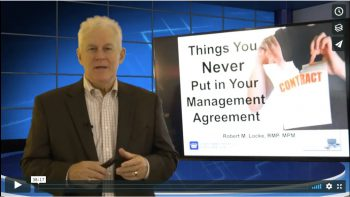 Things You Should Never Put in Your Agreements Introduction