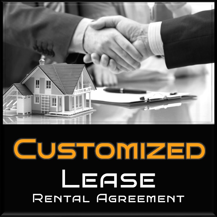 Customized Lease Rental Agreement
