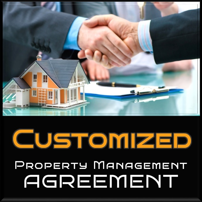 Customized Property Management Agreement