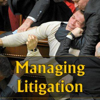 Managing Litigation Breakout Live Video Training Property Managers Robert Locke Monica Gilroy