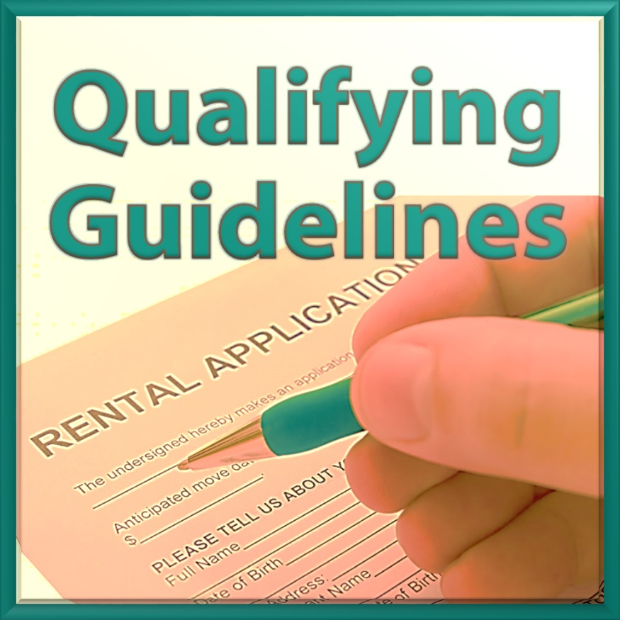 Qualifying Guidelines in Residential Property Management Robert Locke