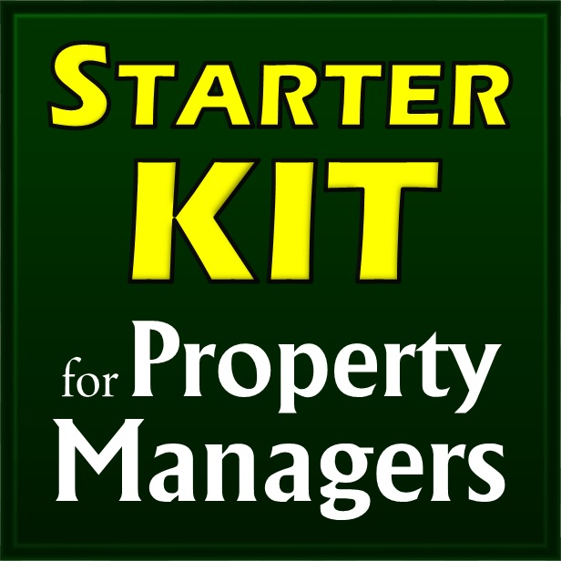 Starter Kit for Property Managers