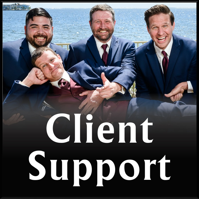 Client Support for Property Managers