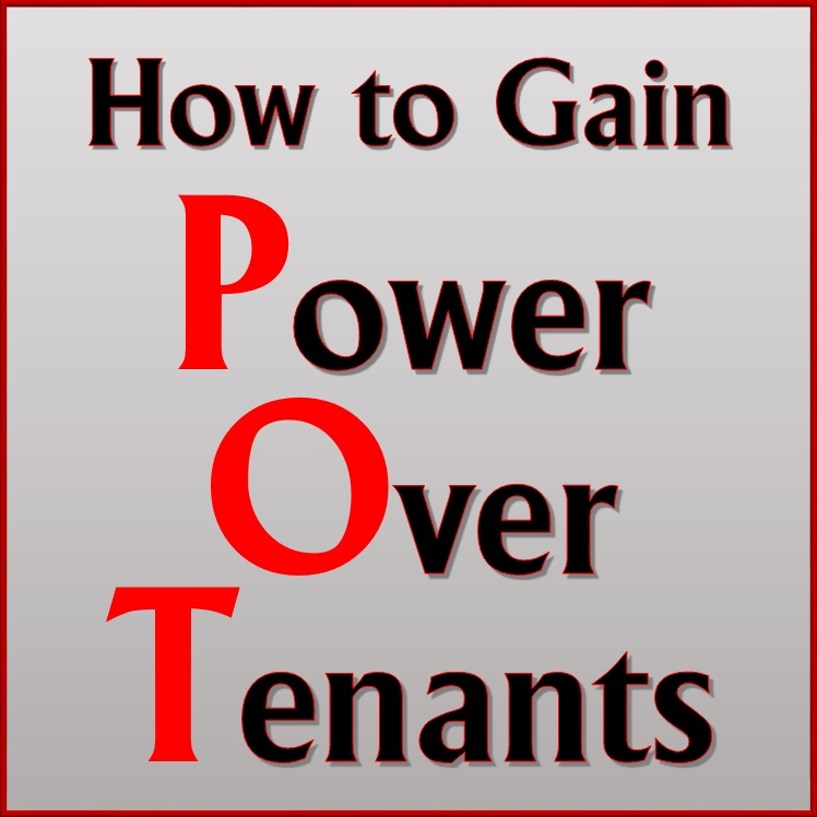 How to Gain POT Power Over Tenants Credit