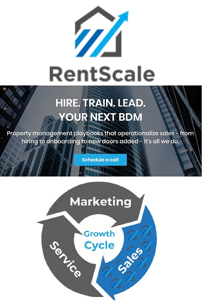 RentScale Rent Scale Trusted Vendor Training Property Managers LLC Robert Locke